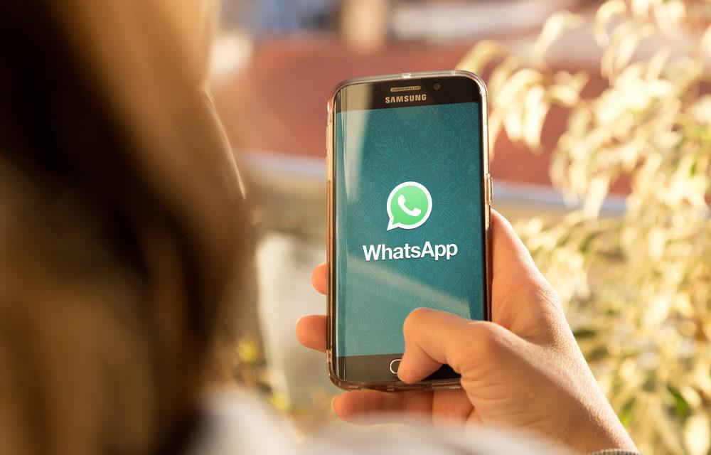 marcar como no leido en Whatsapp