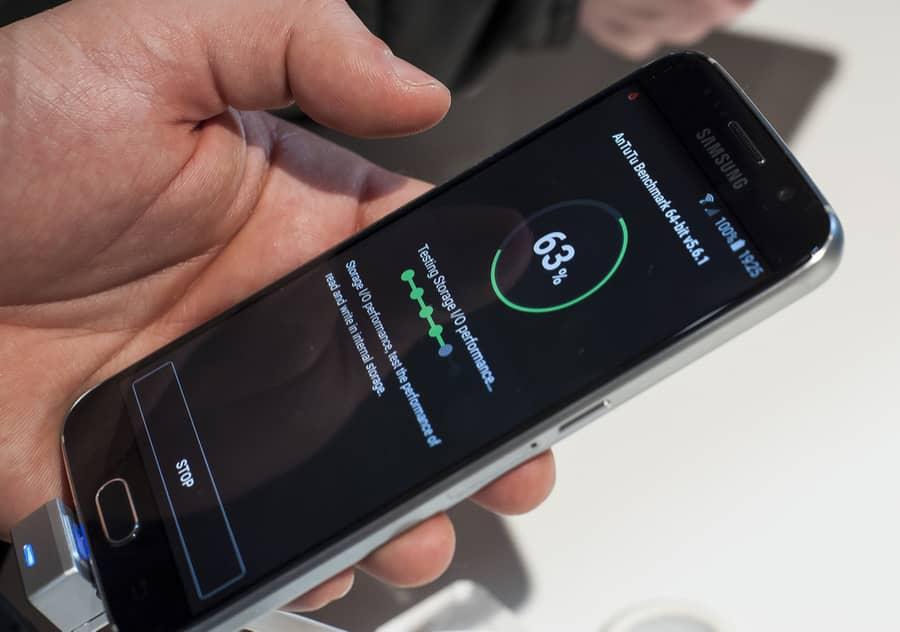 Como cambiar la bateria del Samsung Galaxy S6