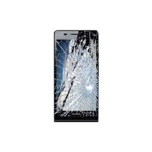 reparar pantalla huawei