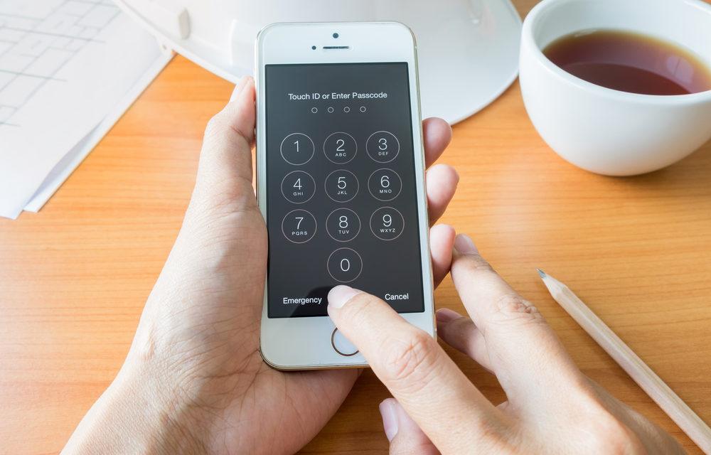 cambiar el codigo de bloqueo del iPhone