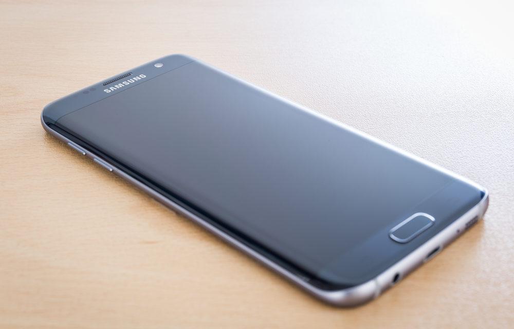 Como arreglar la pantalla del Samsung S7 EDGE