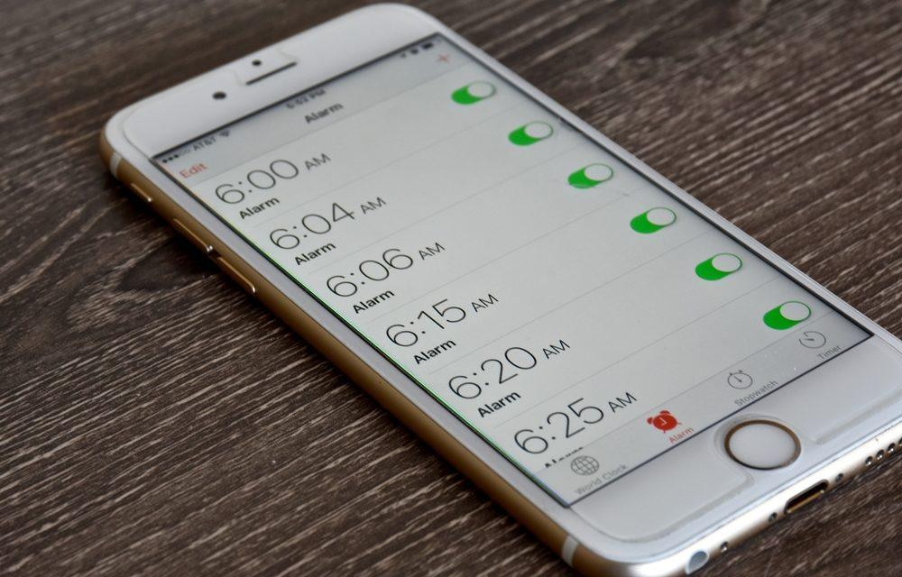 Si mi iPhone esta en silencio suena la alarma